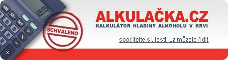 Alkulačka.cz - kalkulátor hladiny alkoholu v krvi