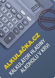 Alkula�ka.cz - kalkul�tor hladiny alkoholu v krvi